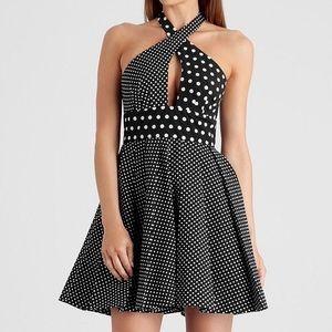 Marciano McKay Halter Dress